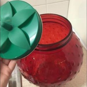 Strawberry Drink Dispenser